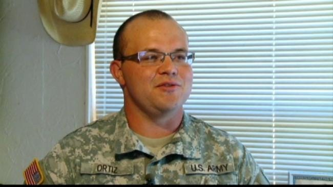 Oklahoma Soldier's Dog Stolen By Robbers