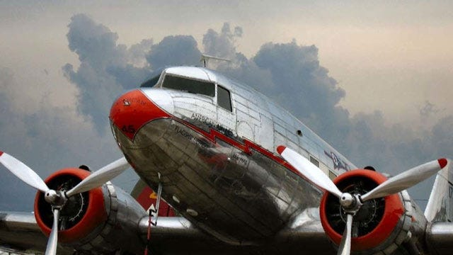 Piece Of American Airlines History Returning To Tulsa