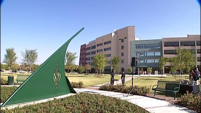 Saint Francis Hospital Gives New Park To Broken Arrow