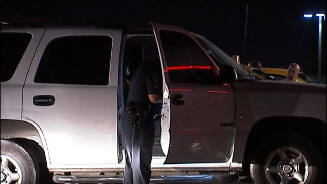 Suspected DUI Driver Gets Ticket, Ride To Tulsa County Jail