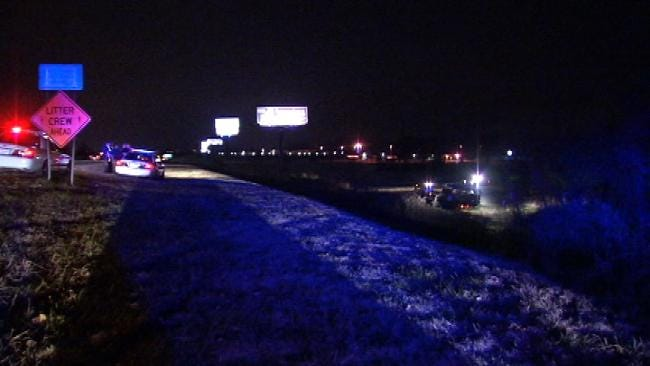 Tulsa Police Search For Driver After Road Rage Incident Causes Rollover