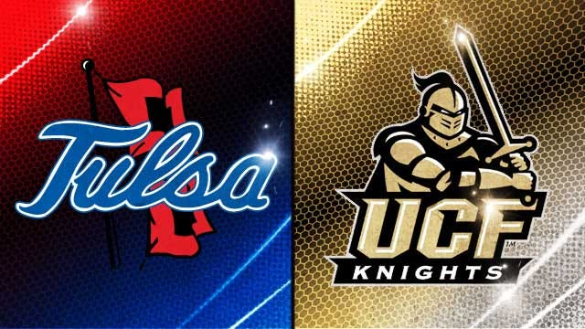 Tulsa Sneaks Past UCF In OT, Wins C-USA Title