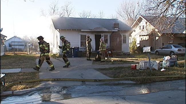 ATF Joins Investigation Into North Tulsa House Fire
