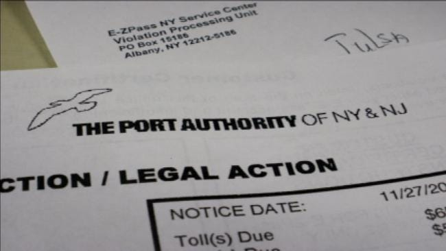 Claremore Man Gets Good News From New York Port Authority