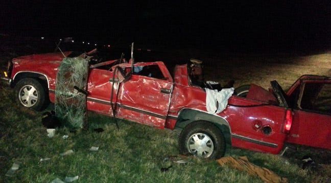 Second Person Dies In Muskogee Turnpike Rollover Crash