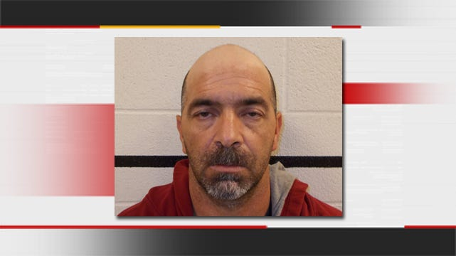 McAlester Man Charged With Raping Woman Repeatedly Over 7-Month Period