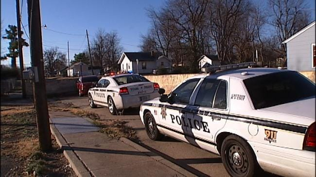 North Tulsa Police Chase Ends With Arrest