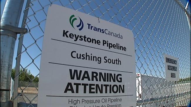 Texas Court Stops Construction On Keystone XL Pipeline