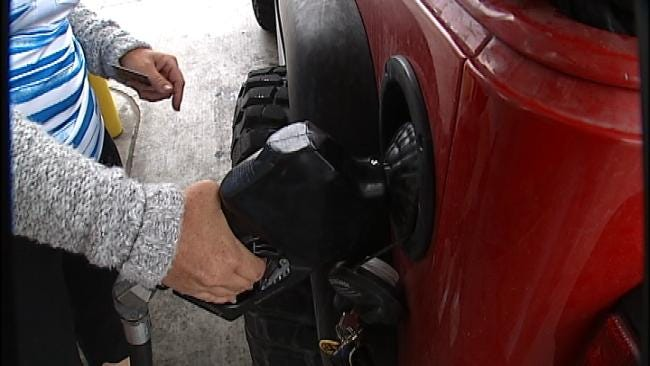 Gasoline Prices In Tulsa Area Continue To Drop