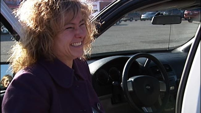 Generous Oklahomans Overwhelm Road Rage Victim With Gifts