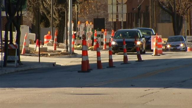 Parking Issues Mark Growing Pains In Tulsa's Brady District
