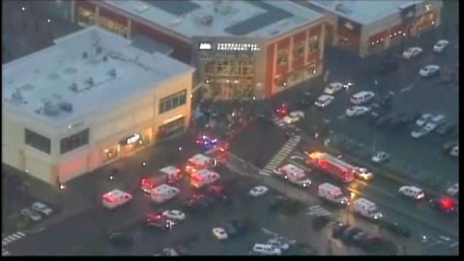 Tulsan Working In Portland Mall During Shooting Talks About Experience