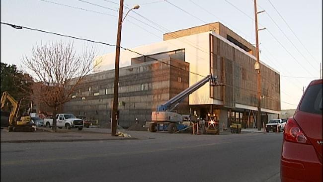 Brady District's Hardesty Arts Center Prepares For Grand Opening