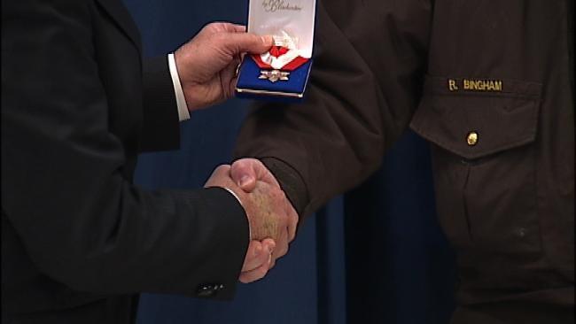 Tulsa County Sheriff's Office Recognizes Staff Achievements