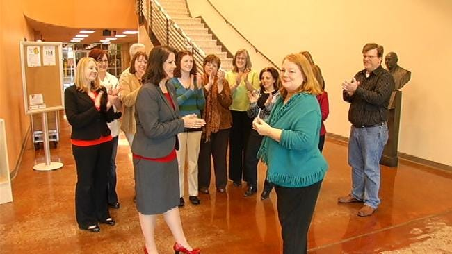 Tulsa Law Firm Makes Generous Donation To Community Food Bank