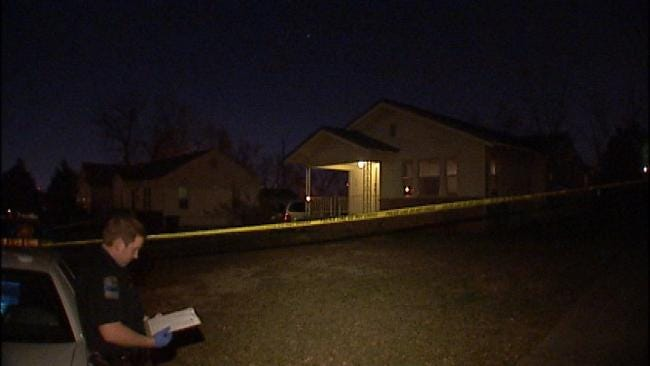 Tulsa Police Investigate City's 44th Homicide Of The Year
