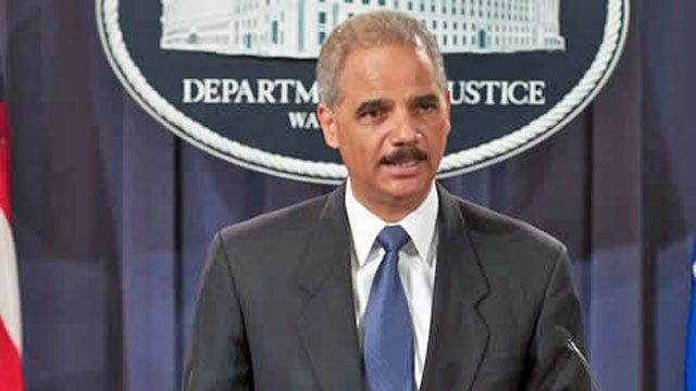 U.S. Attorney General Eric Holder To Speak In Tulsa Friday