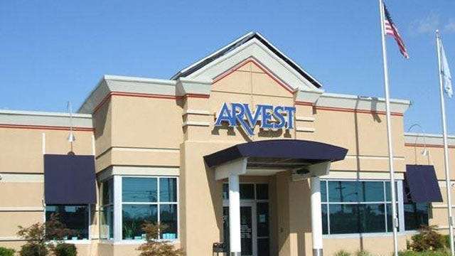 Arvest Bank To Purchase Four Bank Of America Branches In Oklahoma