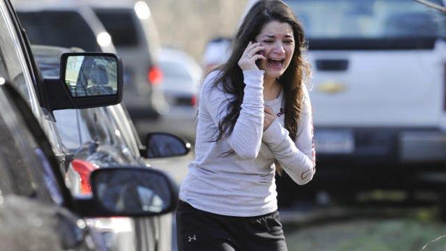 Connecticut Elementary School Massacre: 20 Children Among 27 Dead
