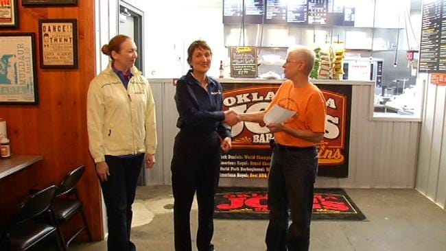 Sodexo Foundation Makes $1,000 Donation To Help Feed Green Country Kids