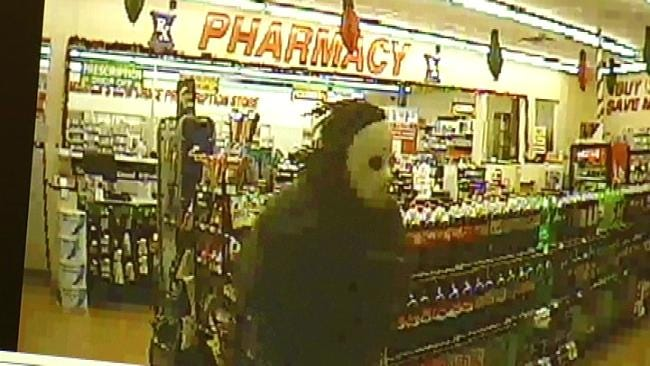 Witness Nearly Shot As Robbers Leave West Tulsa Drug Store