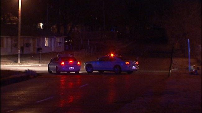 Man Found Shot To Death Near Admiral And I-244 In Tulsa