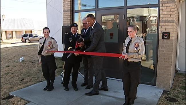Thunderbird Youth Academy Opens First Girls' Barracks