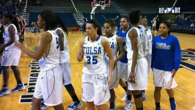 Tulsa Women Lose Big To BYU