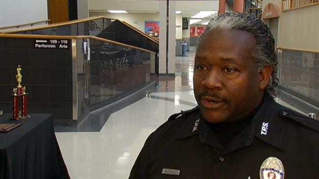 Booker T. Washington Leading District In School Security