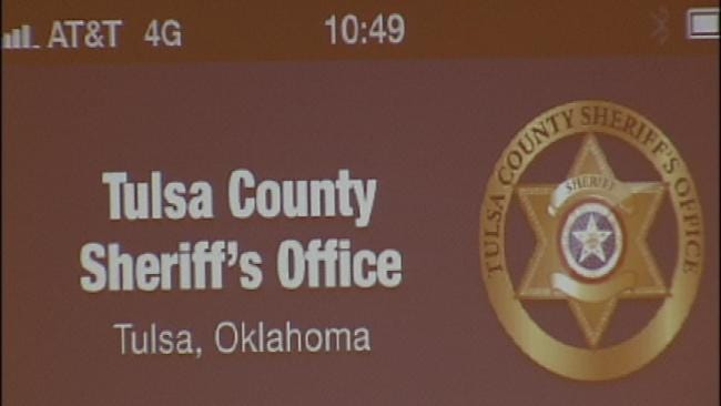 Tulsa County Sheriff's Office Has New iPhone, Android App
