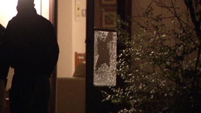 Shots Fired Into Tulsa Home, Woman Hurt