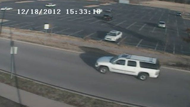 Bartlesville Schools Release Photo Of SUV Which Prompted District To Close Wednesday