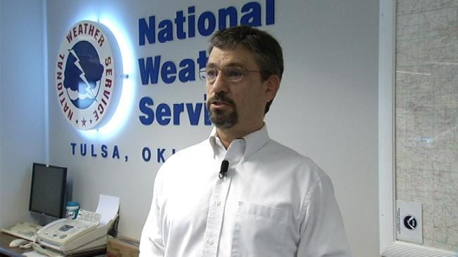 National Weather Service: Green Country May Get White Christmas