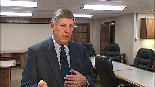 TPS Superintendent Accepts Food Stamp Challenge