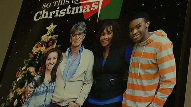 Christmas Movie Filmed In Tulsa Has Preview At Circle Cinema