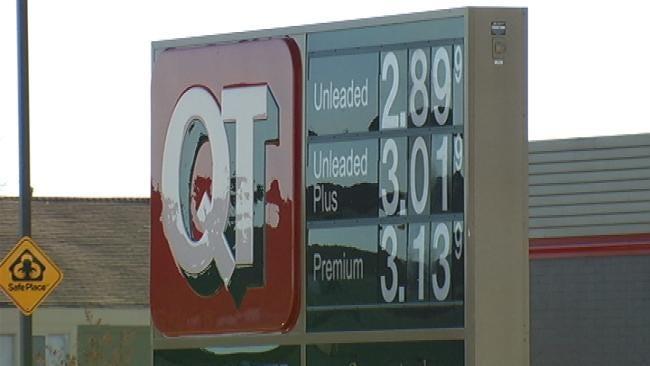 Lower Gas Prices Encourage Holiday Travel As Winter Storms Make It Hazardous