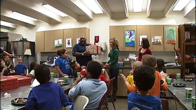 Cox Donates Computers To North Tulsa Boys And Girls Club