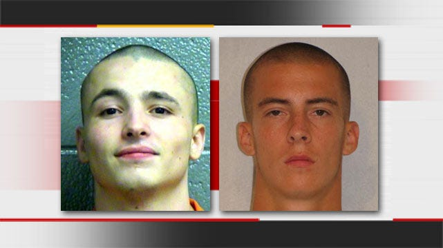 Tahlequah Convicted Felon Crashes After Leading Officer On Chase