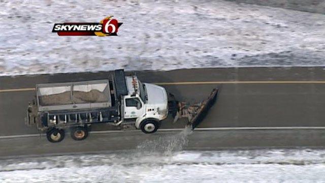 Drivers Thank Oklahoma Transportation Workers Via Twitter