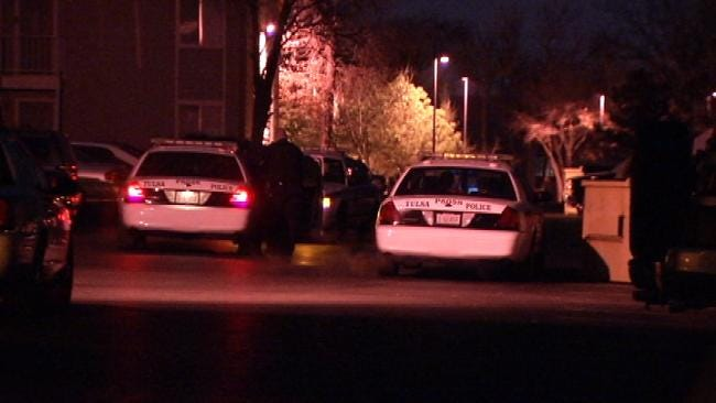 Gunfire Erupts During Family Argument At South Tulsa Apartment