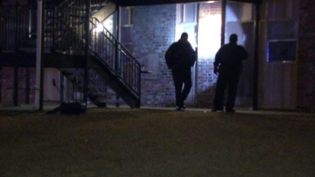 Man Shot In The Back And Tulsa Police Say No One Is Talking