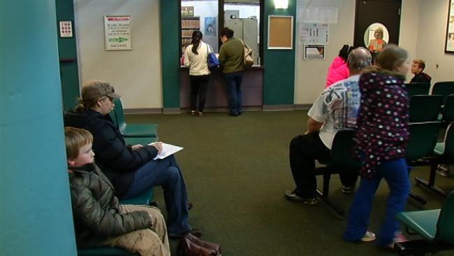 Oklahomans Take Steps To Avoid The Flu As Peak Season Begins