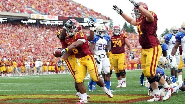 Tulsa-Iowa State Rematch To Have Much Different Look