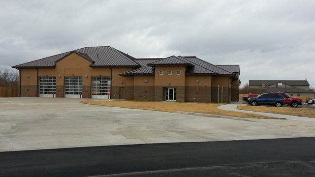 City Of Broken Arrow Opens Its Newest Fire Station