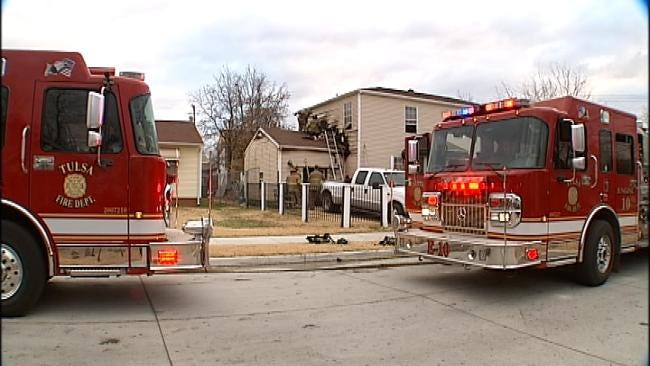 Firefighters Believe Space Heater Started Tulsa House Fire