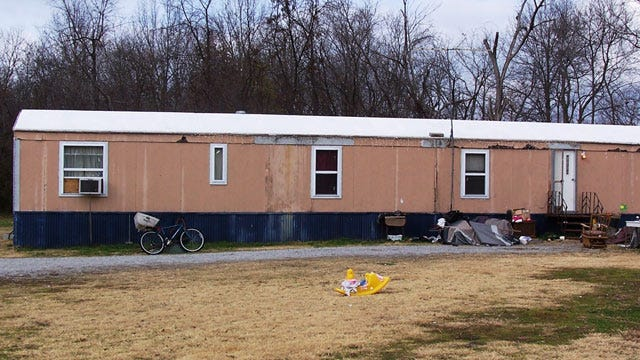 Four Arrested In Delaware County Trailer House Meth Bust