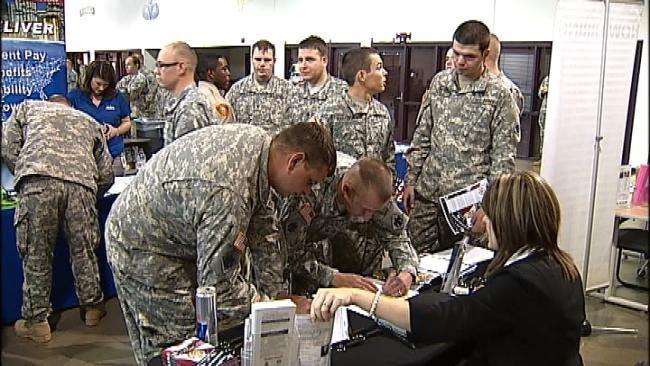 U.S. Chamber Of Commerce Hosting Veterans Job Fair Tuesday