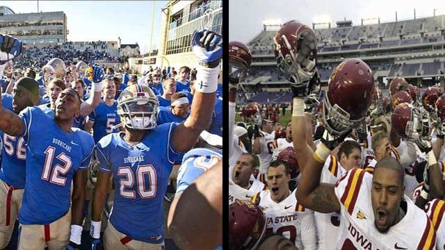 Previewing The Liberty Bowl Between Tulsa And Iowa State