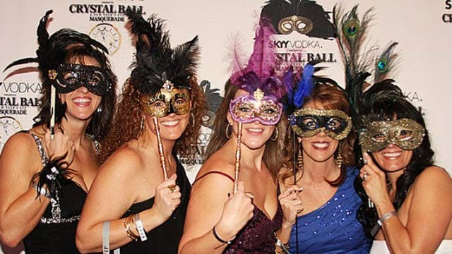 Tulsans To Count Down To New Year At Masquerade Ball