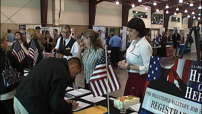 Hiring Our Heroes Job Fair Comes To Tulsa
